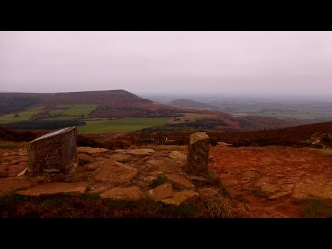 Lordstones Country Park, North York Moors - 30 October 2016