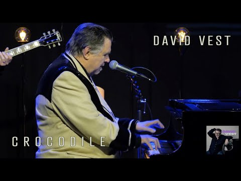 David Vest - Crocodile [Live @ Blue Frog Studios]