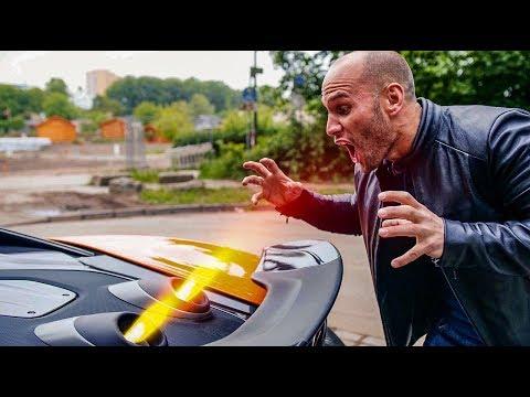 Mein Auto spuckt Feuer 🔥