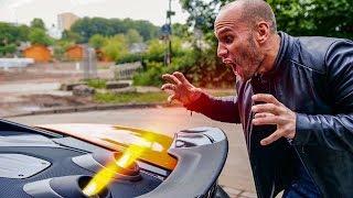 Mein Auto spuckt Feuer ????