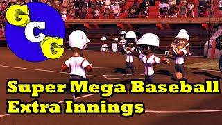 Super Mega Baseball Extra Innings Gameplay