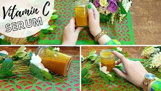 Make Your Face Wrinkle Free & Glowing With Vitamin C Serum At Home (Vitamins Skincare)