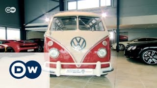 Legendr VW T1 Samba Bus  Motor mobil