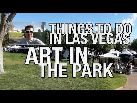 Art In The Park / Things To Do In Las Vegas / Season 2 / Episode 3