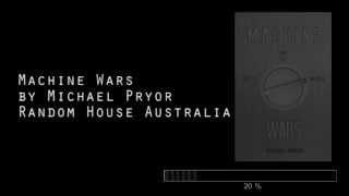 Machine Wars Book Trailer