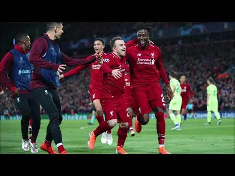 Liverpool 4-0 Barcelona - BBC Radio 5 Live Commentary