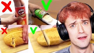 YOU HAVE BEEN DOING THIS WRONG - (The Right Way To Do Everyday Things)