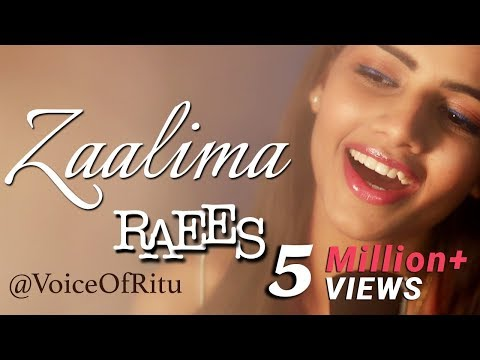 Zaalima | Raees | Female Cover Version By...
