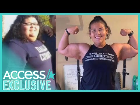 Woman's Life-Threatening Health Scare Sparks 200-Pound Weight Loss Transformation