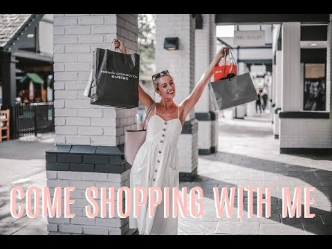 COME SHOPPING WITH US!//How I Save Hundreds of Pounds on Designer Pieces// Fashion Mumblr