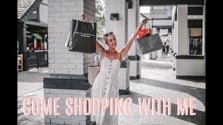 COME SHOPPING WITH US!  //  How I Save Hundreds of Pounds on Designer Pieces  // Fashion Mumblr
