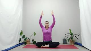 60 minute class to balance digestion
