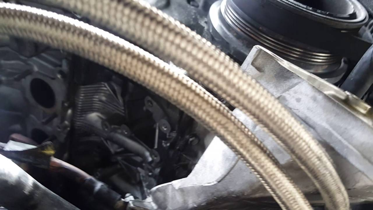 08 750li starter replacement overview youtube rh youtube com