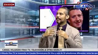 Entrevista José Aquino en Emprendimiento con Olivier Jiminian por Hilando Fino TV