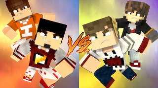 Minecraft: ESCADONA - DUPLA ‹ AMENIC ›