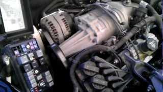 04-08 Pontiac Grand Prix - Blower Motor Resistor Replacement Part 1