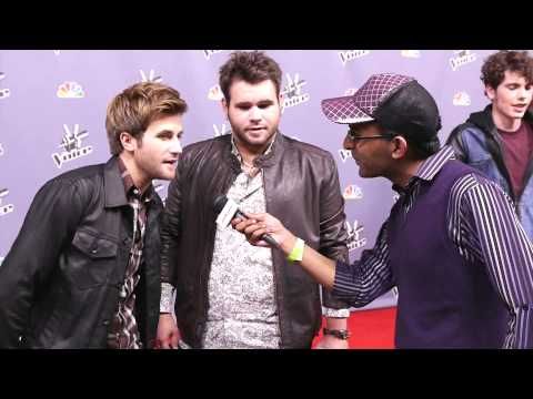 Murtz Jaffer Interviews The Voice's The Swon Brothers