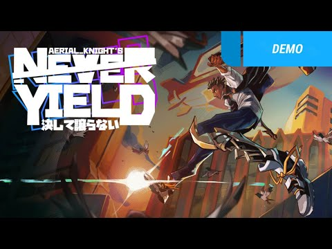 Aerial Knights Never Yield Full Gameplay | Demo |