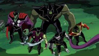 Avengers vs Skrulls - Evanescence - Bring Me To Life HD (Music Video)