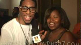 "Lutonya M. Lang at Deitrick Haddon Movie Premier ""Blessed & Cursed"" Part 3"