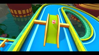 Mini Golf 3D City Stars Arcade - Trailer