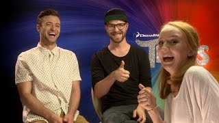 Mein Interview mit JUSTIN TIMBERLAKE und Mark Forster | Mirellativegal
