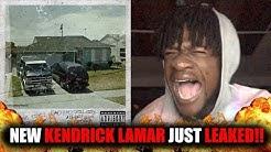"Kendrick Lamar ""Bad Kid Chill City"" (LEAK) REACTION!"