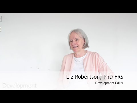 An interview with Liz Robertson