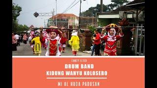Download lagu Drumband Kidung Wahyu Kolosebo Versi MI Al Huda Padusan MP3