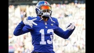 "Odell Beckham Jr. Mix ""Sauce It Up"""
