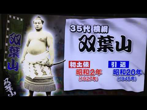 Top 30 Sumo Wrestlers -  #10 to #8