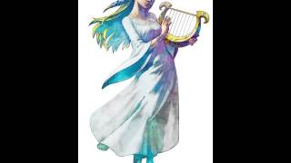 The Legend of Zelda: Skyward Sword ~~ (Harp) Ballad of the Goddess (extended)