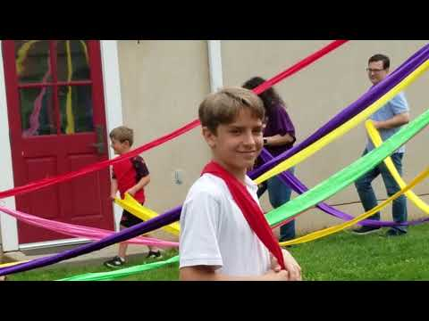 Laypole Dance ~ Princeton Junior School (5/4/18)