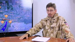 В Украинской бронетехнике обнаружены тела негроидной рассы!