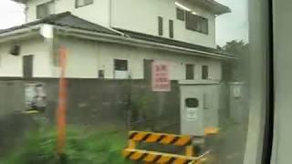 2017 08 車窓・JR川越線 E233系・日進~西大宮