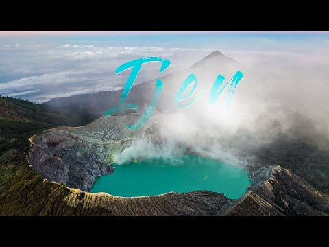 KAWAH IJEN VOLCANO | Blue Fire & Sulfur Lake
