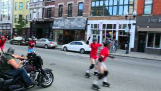 The Flavor Savers - Roller Girls