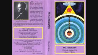 Manly P. Hall - The Seven Laws Governing Human Life