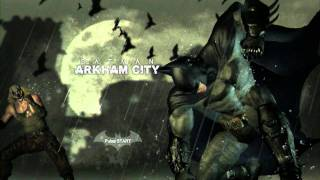 Batman Arkham City / Main Menu Theme