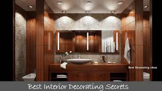 Hotel bathroom design | Stylish modern living room design picture collection with interior