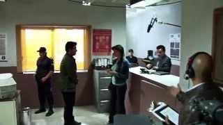Blanca Soto y Andrés Palacios hablan sobre sus personajes en Señora Acero