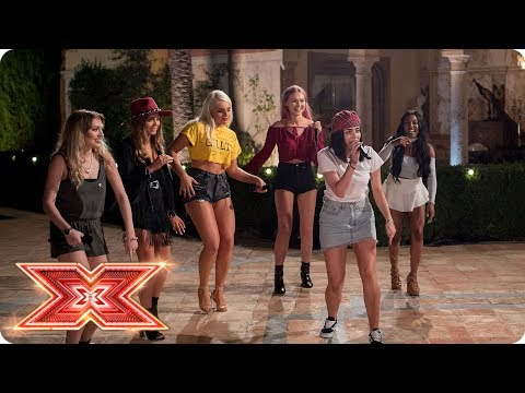 Ladies and gentlemen, it's the New Girl Band's turn to impress | Judges' Houses | The X Factor 2017