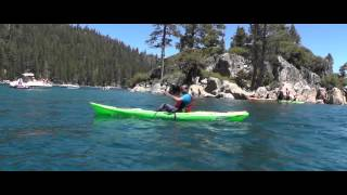 Subah Subah Yeh Kya Hua (One day at Lake Tahoe)