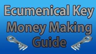 Ecumenical Key Guide - Best money for Iron Man accounts - Safe Spot