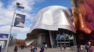 Museum of Pop Culture in Seattle, Washington 2019
