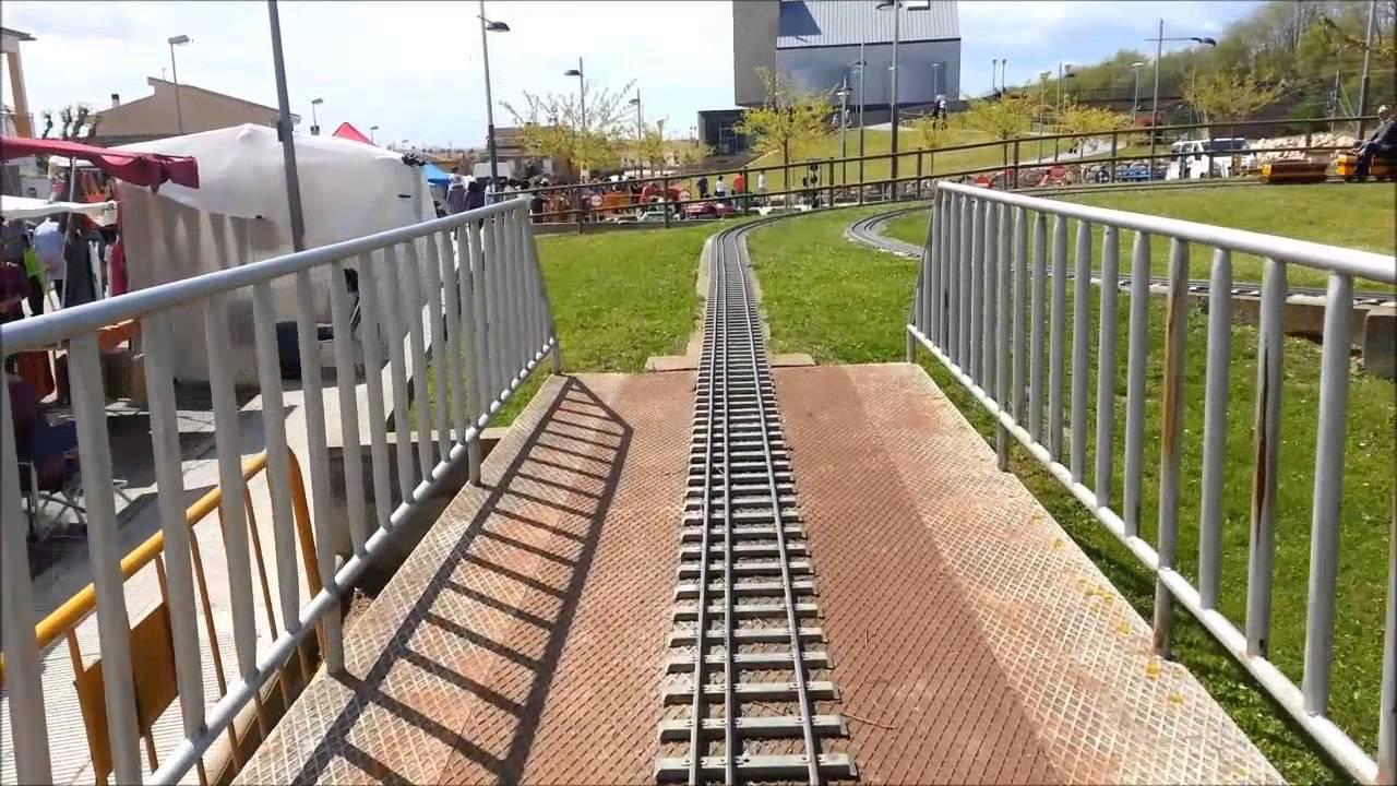 trenes de jard n locomotora sch ma primeras pruebas