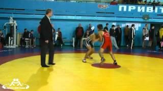 66kg Puziy vs Brik