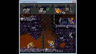 SNES Longplay: The Lost Vikings 2 Full Walkthrough