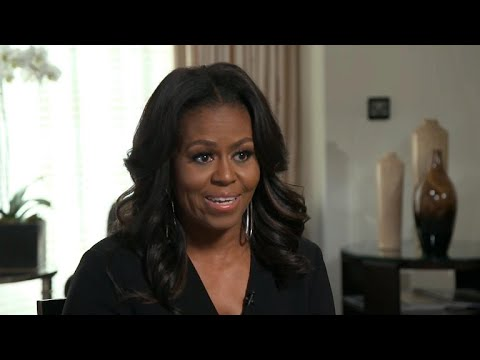 Michelle Obama talks self-doubt, Princeton, and life after White House