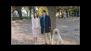 萩原聖人、刑事役で犬とタッグ「人間の方がよっぽどダメダメ」